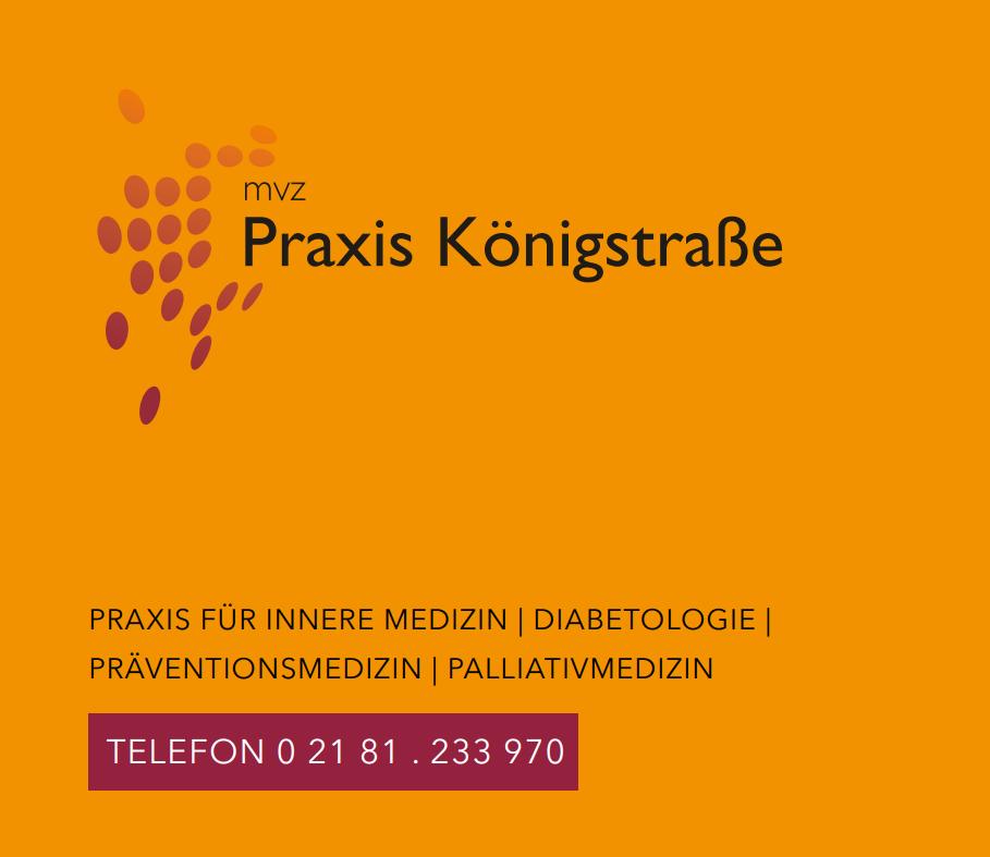 Praxis Königstraße in Grevenbroich (Elsen)