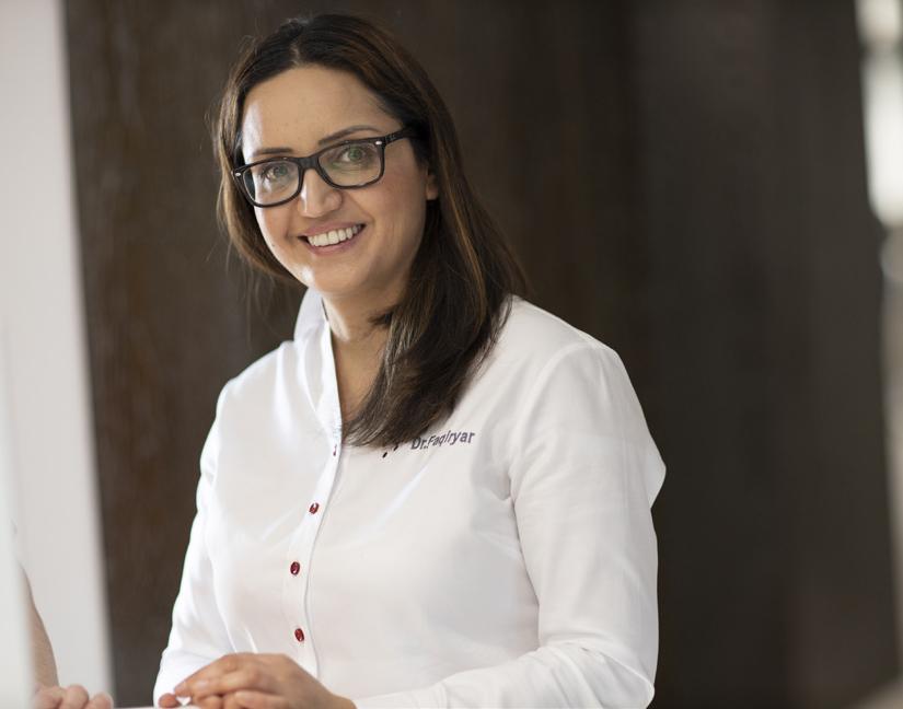 Dr. med. Marya Faqiryar